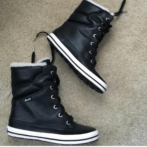 Keds Shoes - KEDS High Top Winter Boot    8